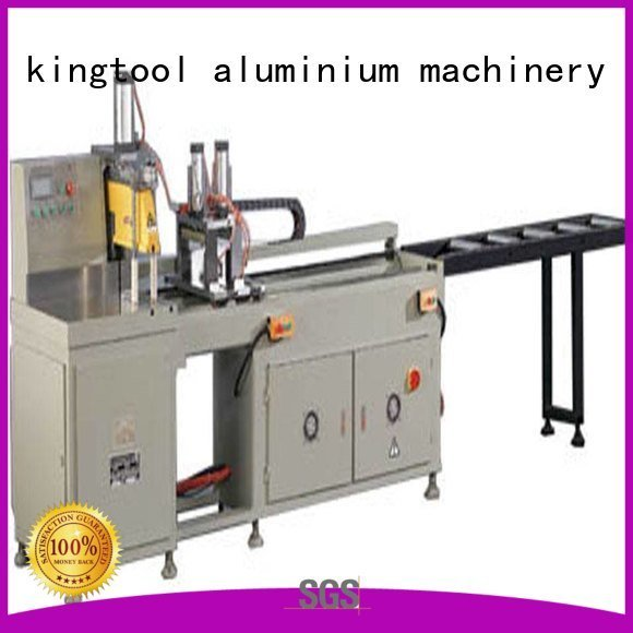 aluminium cutting machine price kt328ad aluminium cutting machine kingtool aluminium machinery Brand