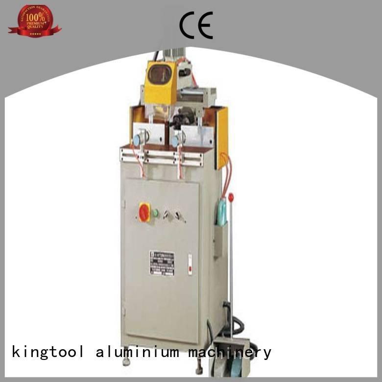 kingtool aluminium machinery single copy aluminium router machine