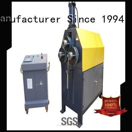 kingtool aluminium machinery 3roller aluminum bending machine aluminum automatic
