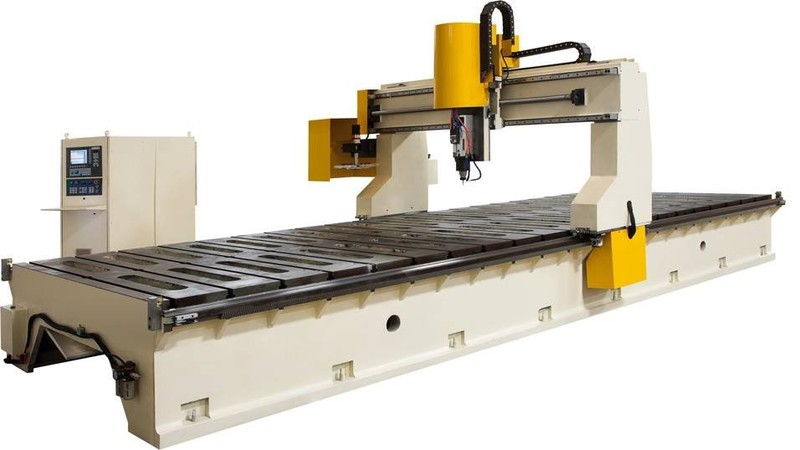 KT-Z650 3-Axis CNC Router Machining Center for Aluminum