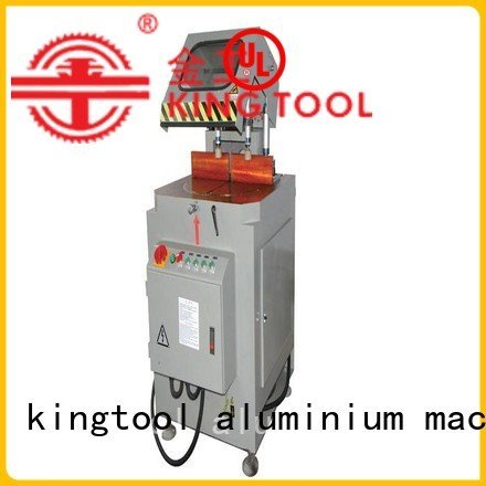 45degree aluminium cutting machine profiles aluminum kingtool aluminium machinery