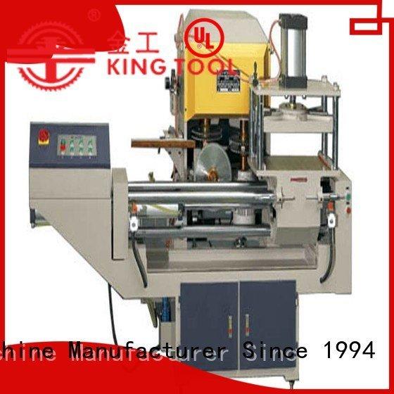 aluminum end milling machine end cnc milling machine for sale endmilling kingtool aluminium machinery