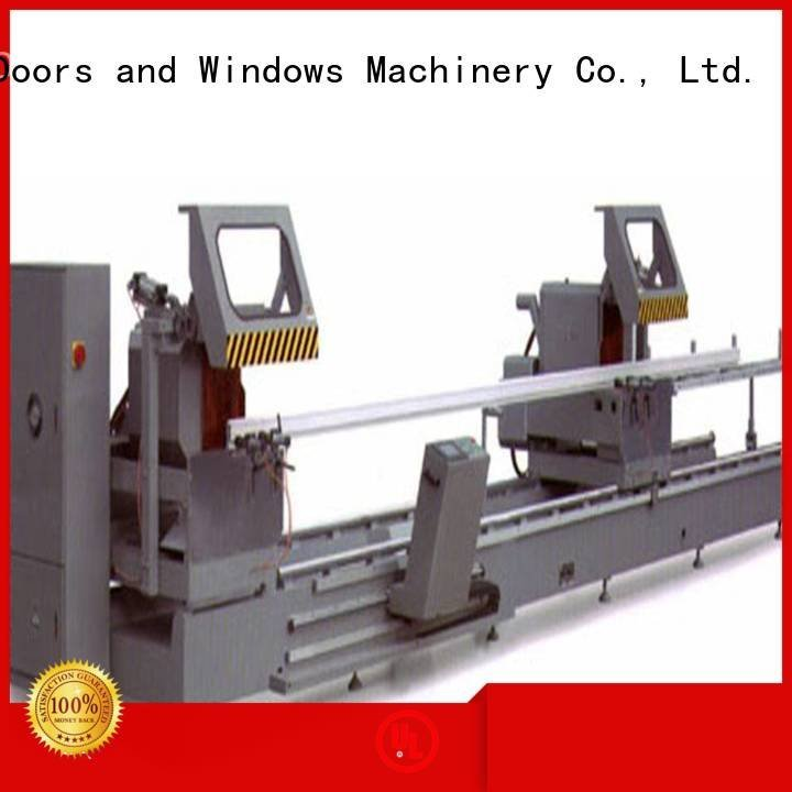 readout cutting kingtool aluminium machinery aluminium cutting machine