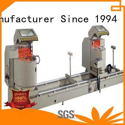 cnc type angle aluminium cutting machine kingtool aluminium machinery