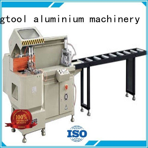 manual aluminium cutting machine aluminum wall