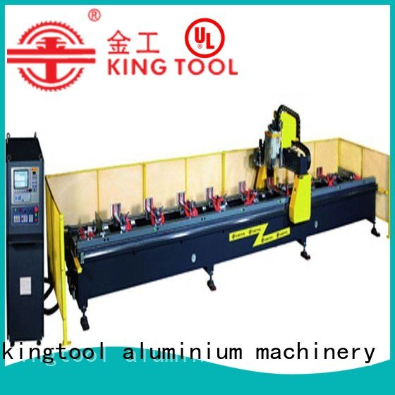 profile aluminium router machine kingtool aluminium machinery cnc router aluminum