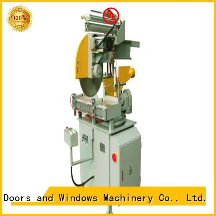 kingtool aluminium machinery Brand duty aluminium cutting machine profiles factory