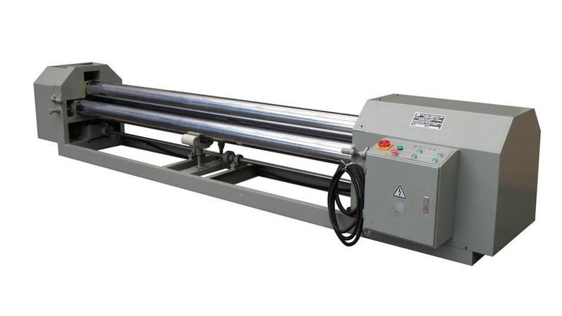 SL-343B 3-Roller Aluminum Bending Machine