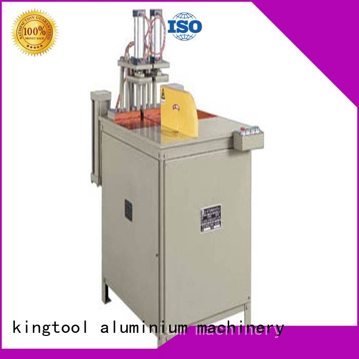 readout aluminium cutting machine price window kingtool aluminium machinery company