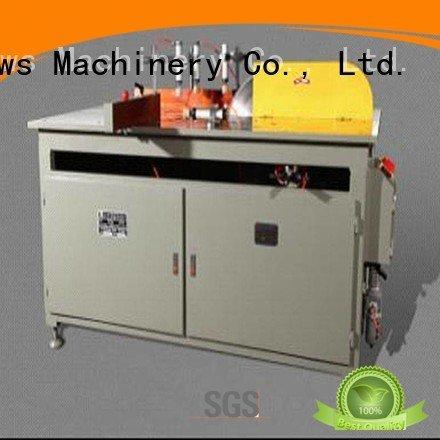 wall 45degree 3axis cnc kingtool aluminium machinery aluminium cutting machine