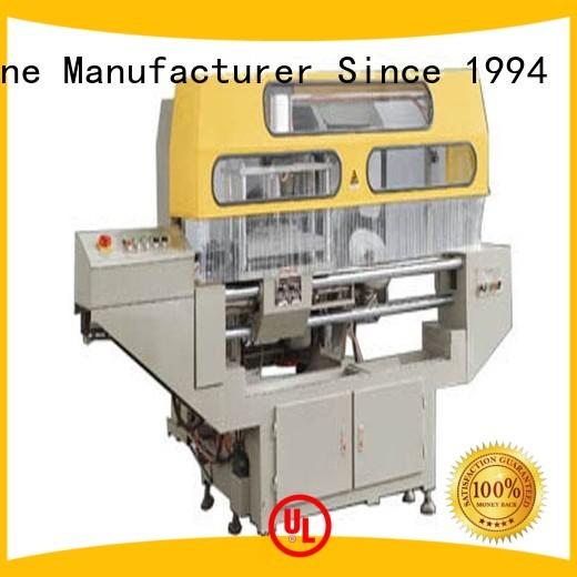 wall machines aluminum end milling machine curtain curtian kingtool aluminium machinery Brand