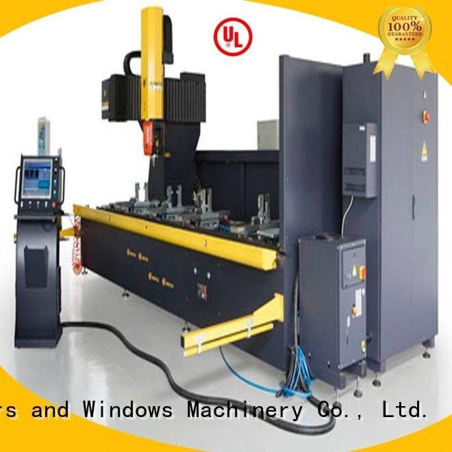 kingtool aluminium machinery center aluminium router machine router cnc