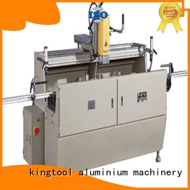 Hot copy router machine semiautomatic kingtool aluminium machinery Brand