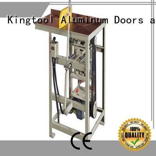 kingtool aluminium machinery Brand various kt383 aluminium cutting machine kt383c profile