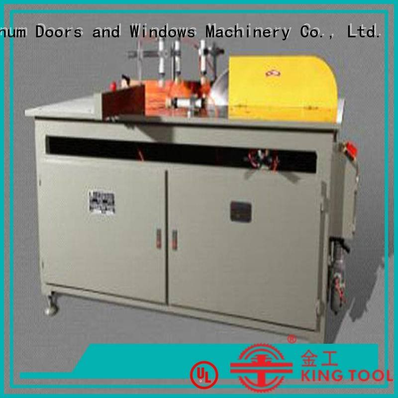 aluminium cutting machine price full aluminium cutting machine kingtool aluminium machinery manual