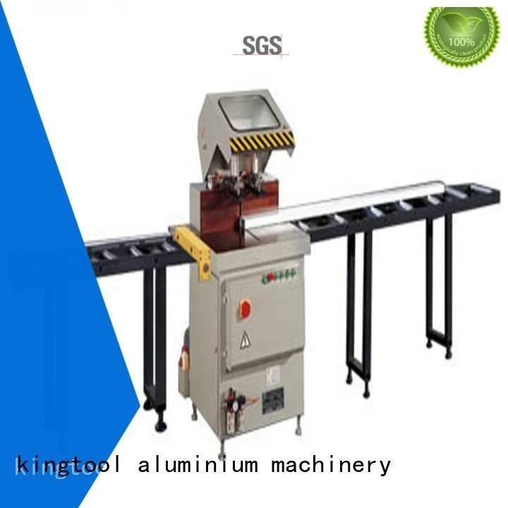 double heavy cnc aluminium cutting machine price kingtool aluminium machinery