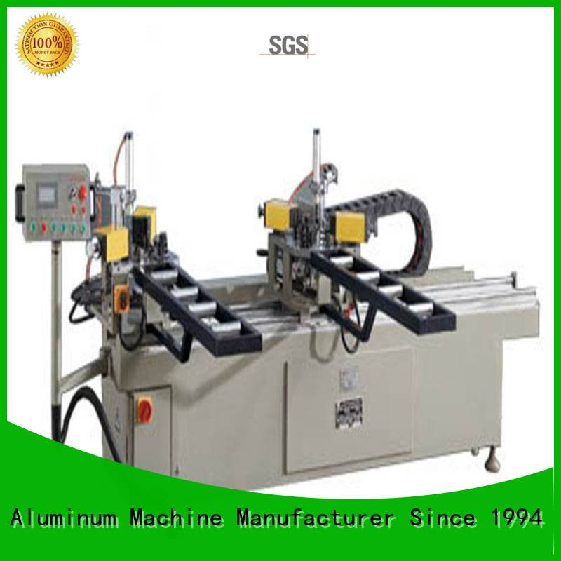 doubl ecorner profile kingtool aluminium machinery aluminium crimping machine
