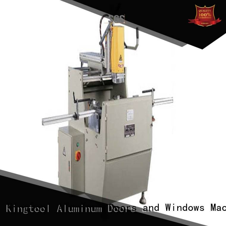 Custom aluminium router machine drilling high duty kingtool aluminium machinery