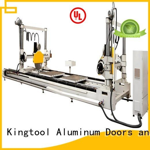cnc router aluminum 3axis aluminium router machine kingtool aluminium machinery Brand