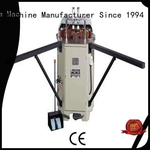 doubl ecorner duty heavy aluminium crimping machine for sale kingtool aluminium machinery