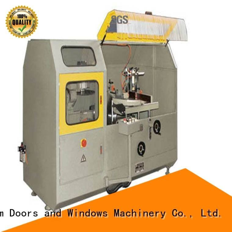 kingtool aluminium machinery aluminum curtain wall machinery aluminium notching aluminum curtain