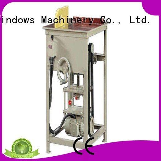Hot aluminium cutting machine price profile kt323ab al kingtool aluminium machinery Brand