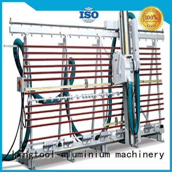 kingtool aluminium machinery Brand aluminum ACP Processing Machine Supplier machine grooving