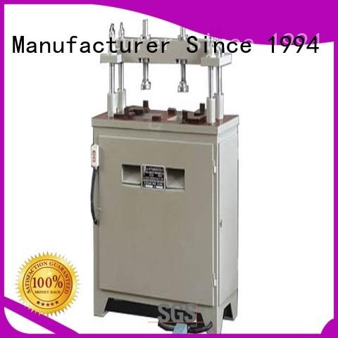 kingtool aluminium machinery Brand hydraulic punching seated aluminum punching machine manufacture