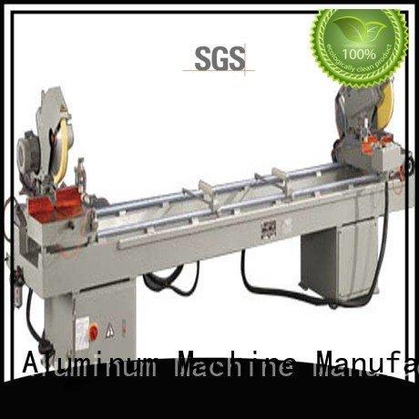 wall automatic aluminium cutting machine price kingtool aluminium machinery