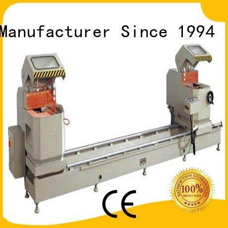 profile head kingtool aluminium machinery aluminium cutting machine