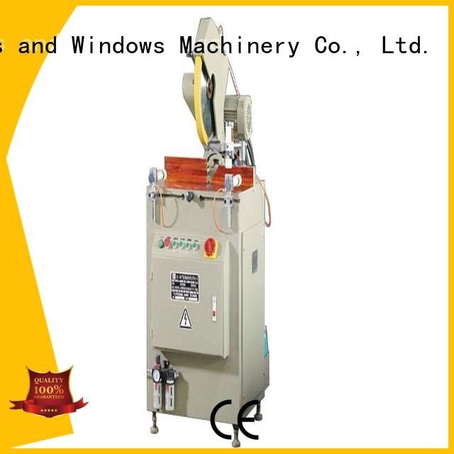 aluminium cutting machine price cutting aluminium cutting machine thermalbreak kingtool aluminium machinery