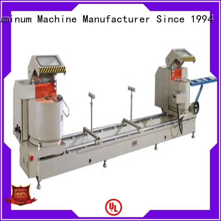 Hot aluminium cutting machine price aluminum heavy wall kingtool aluminium machinery Brand