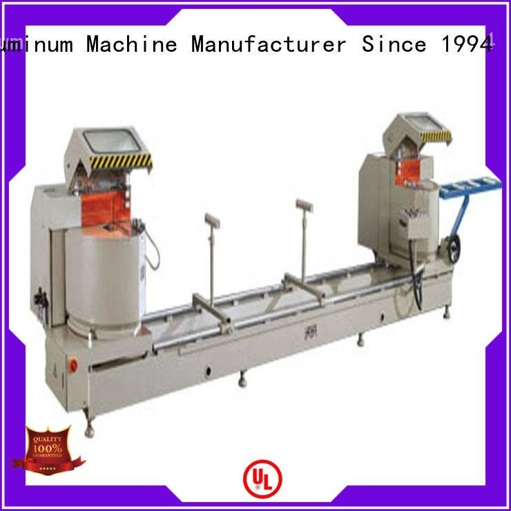 Hot aluminium cutting machine price aluminum heavy wall kingtool aluminium machinery Brand