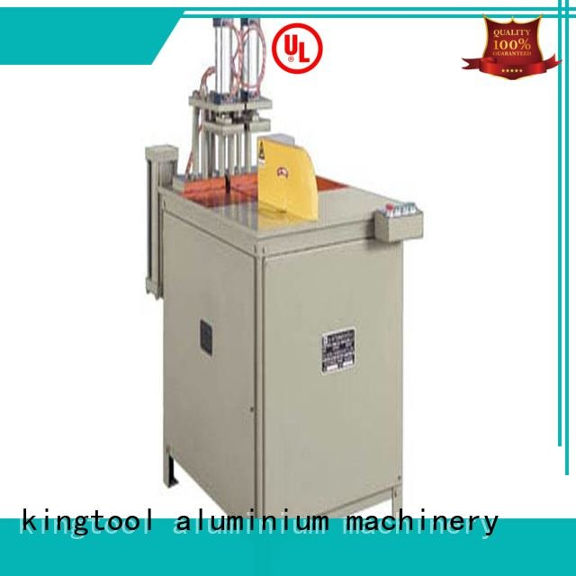 heavyduty precision machine kingtool aluminium machinery aluminium cutting machine