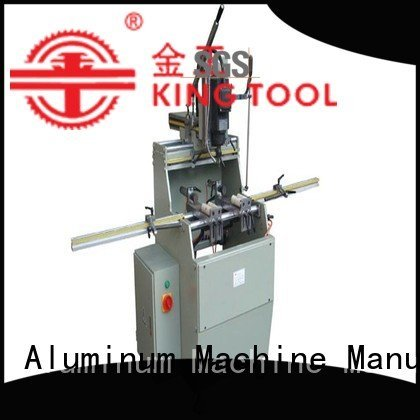 Wholesale high single aluminium router machine kingtool aluminium machinery Brand
