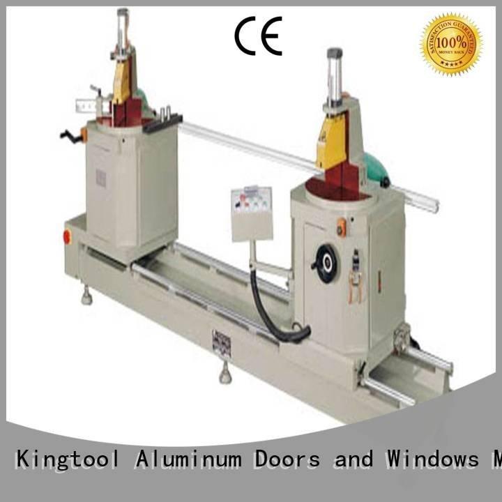 OEM Sanitary Ware Machine notching materials sanitary profile cutting machine
