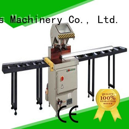 Quality aluminium cutting machine price kingtool aluminium machinery Brand curtain aluminium cutting machine