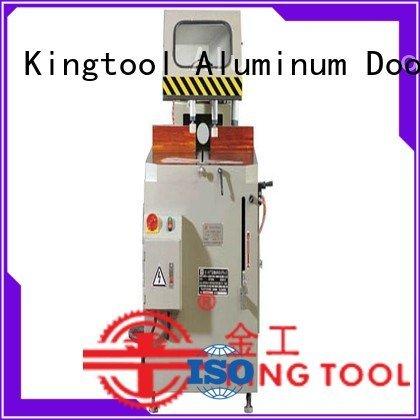 Quality aluminium cutting machine price kingtool aluminium machinery Brand automatic aluminium cutting machine
