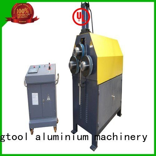 bending cnc aluminum automatic kingtool aluminium machinery aluminium bending machine