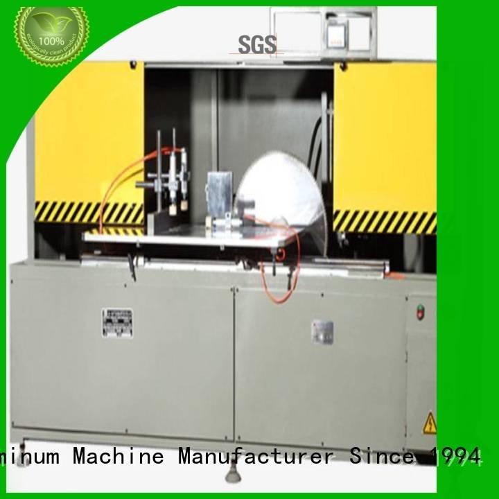 kingtool aluminium machinery aluminum curtain wall machinery aluminium curtain saw head