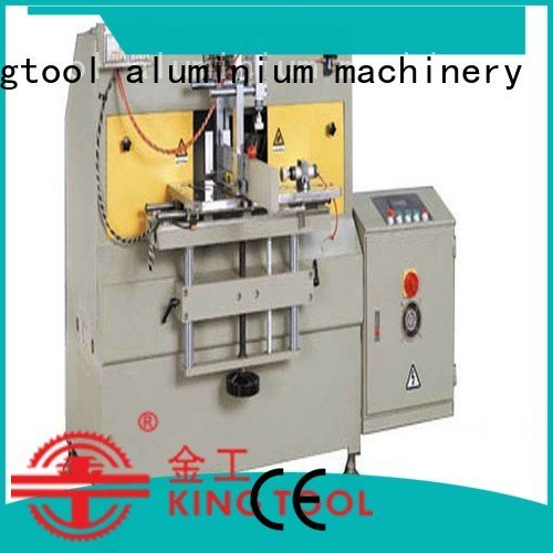material endmilling wall aluminum end milling machine kingtool aluminium machinery