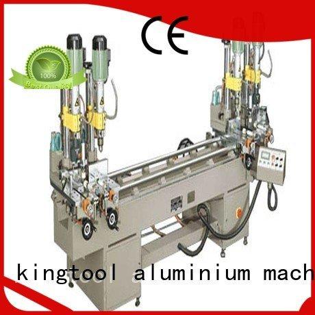 drilling ware machine kingtool aluminium machinery drilling and milling machine