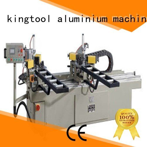 aluminium crimping machine for sale profile aluminium crimping machine crimping kingtool aluminium machinery