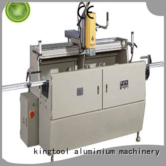 cnc single semiautomatic precision kingtool aluminium machinery copy router machine