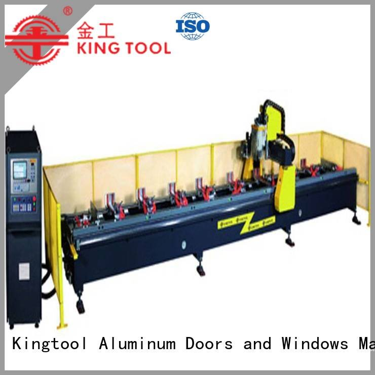 Wholesale industrial aluminum aluminium router machine kingtool aluminium machinery Brand