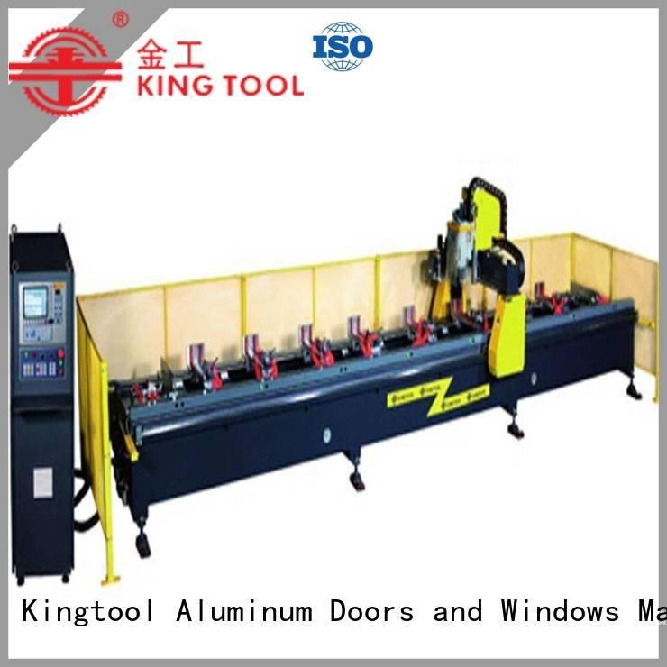 Wholesale industrial aluminum aluminium router machine kingtool aluminium machinery Brand