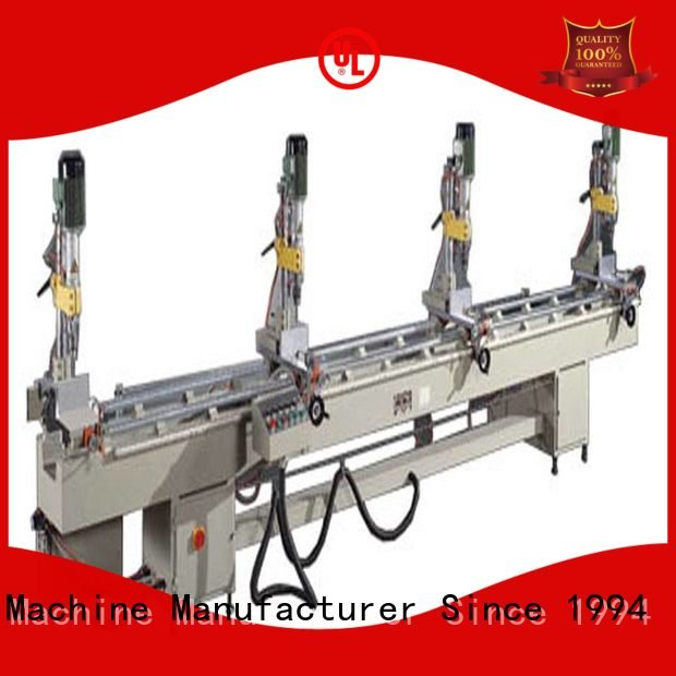 kingtool aluminium machinery Brand pneumatic drilling and milling machine material aluminum