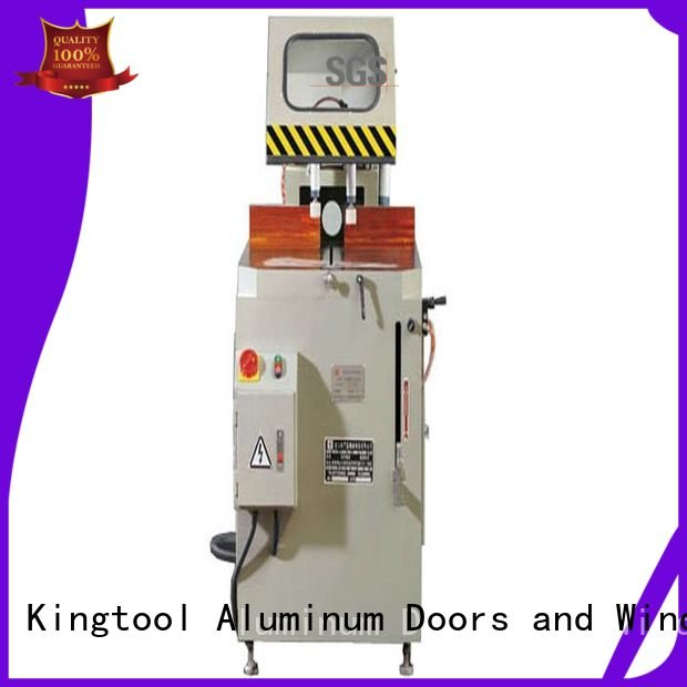digital wall head kingtool aluminium machinery aluminium cutting machine
