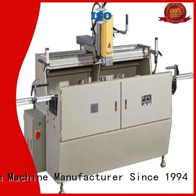 copy router machine cnc aluminium router machine semiautomatic kingtool aluminium machinery