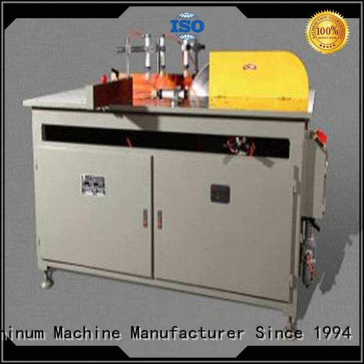 kingtool aluminium machinery Brand readout aluminum custom aluminium cutting machine price